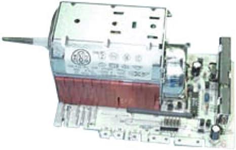 Zanussi - Programador lavadora Zanussi FLS802 513-212: Amazon.es ...