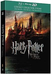 Harry Potter et les Reliques de la Mort - 1ère et 2ème partie [Francia] [Blu-ray]