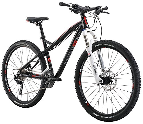 Diamondback Bicycles Women's 2016 Lux Comp Hard Tail Complete Mountain Bike, 19″/Large, Black Top Offers
