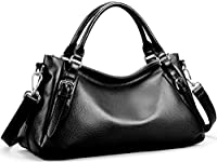 Heshe Womens Shoulder Bags Tote Bags Purse Cross Body Handbags for ladies