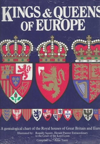- Kings & Queens of Europe: A Genealogical Chart of the Royal Houses of Great Britain and Europe