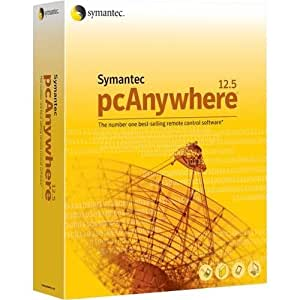 Symantec pcanywhere 12.5 paid by credit card