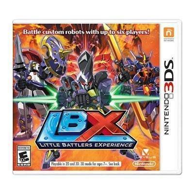 LBX Little Battlers eXper 3DS by Nintendo
