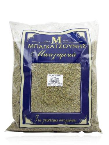 Oregano From Greek Mountains 500g (5 Packs of 100g Each) by Mpakatzounis
