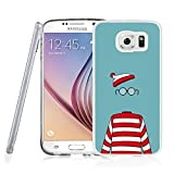 Galaxy S7 Case Samsung Galaxy S7 Case Viwell TPU Soft Case Rubber Silicone The Invisible Man