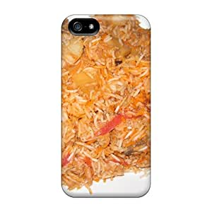 Premium Durable Karachi Biryani Fashion Tpu Iphone 5/5s Protective Case Cover