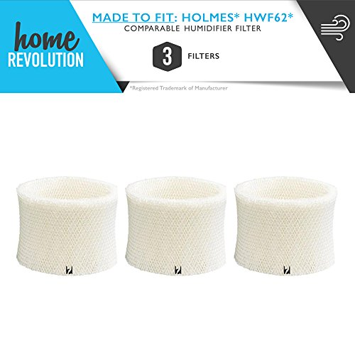 Holmes and Honeywell HM and HCM Wick Filter for Holmes HW...