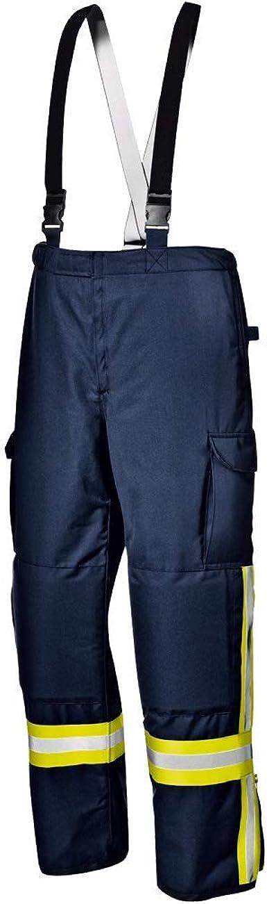 Pantalones De Bomberos Nomex Azul Oscuro 60 Amazon Es Ropa Y Accesorios