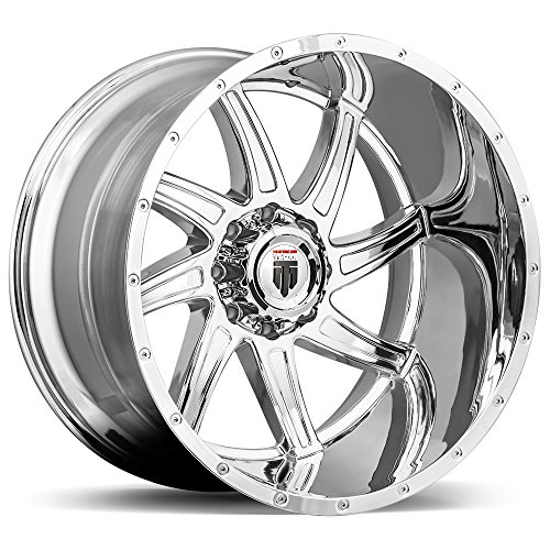 AMERICAN TRUXX VORTEX AT162 Wheel with Chrome Finish (20 x 10. inches /8 x 170 mm, -24 mm -