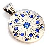 Bico Gaia Crystal Pendant (CR40) - motherhood, creative circle - Swarovski Crystal Jewelry
