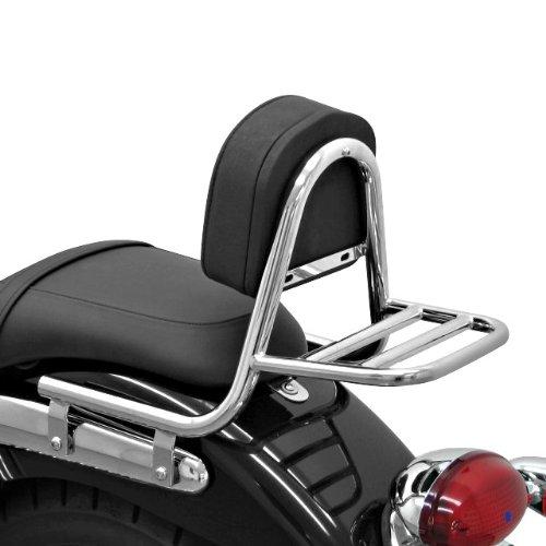Sissy Bar + luggage rack Fehling Triumph Speedmaster (Triumph Motorcycle Luggage)