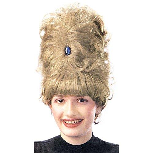 Beehive Wig Blonde (Adult Blonde Beehive Costume Wig)