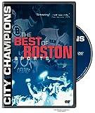 CITY OF CHAMPIONS-BOSTON SPORT