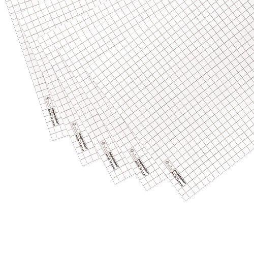 magnetoplan Flipchart-Block, Format: 650 x 930 mm, gerollt Holtz GmbH 1227301