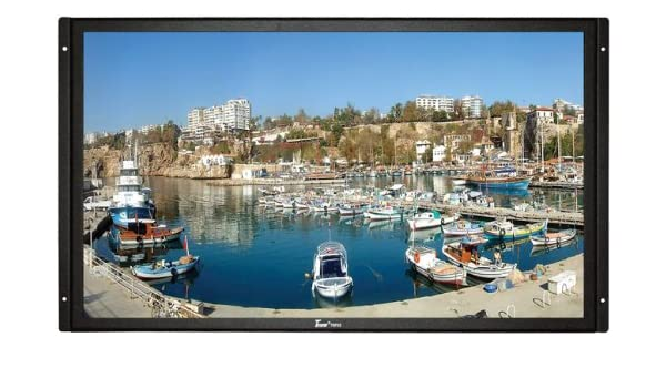"""NEW Tview 25/"""" TFT LCD Raw Monitor Universal Mount Remote TRP25"""