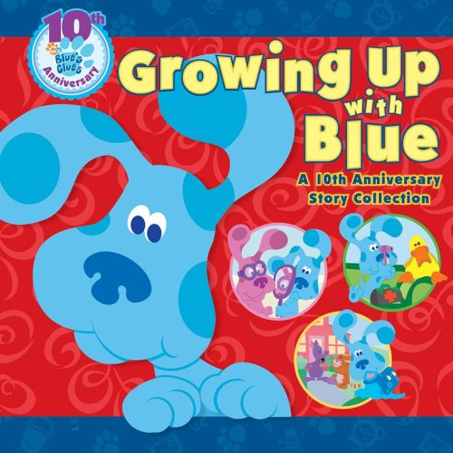 Librarika Blue S Big Pajama Party Blue S Clues Simon Schuster