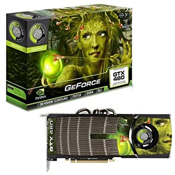 Point of View VGA-480-A1 - Tarjeta gráfica (GeForce GTX 480 ...