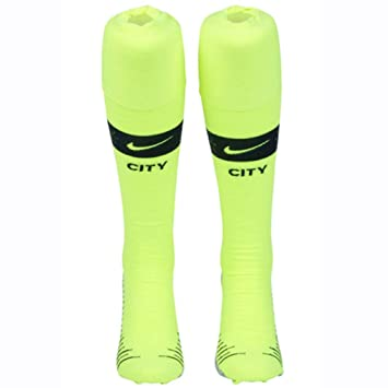 Nike 2018/19 Manchester City FC Stadium Home/Away OTC - Calcetines Unisex: Amazon.es: Deportes y aire libre