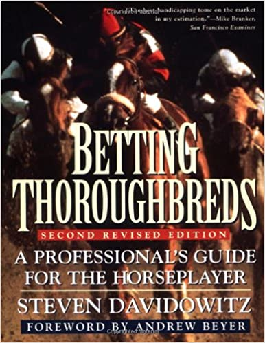 Davidowitz betting thoroughbreds lions packers betting preview