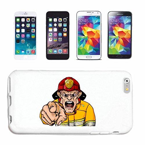"""cas de téléphone iPhone 7S """"FURIOUS AVEC POMPIER EQUIPMENT Fire Company POMPIER VOLONTAIRE FFW INSERT HEAD PROFESSIONNEL FIRE STATION D' INCENDIE"""" Hard Case Cover Téléphone Covers Smart Cover pour App"""