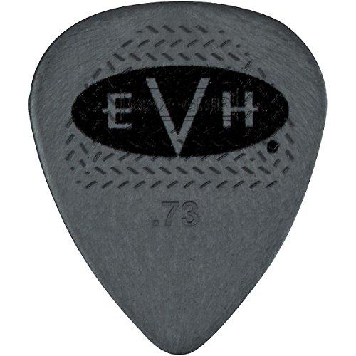 EVH Signature Series Picks (6 Pack) 0.73 mm Gray/Black