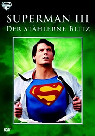Superman III - Der stählerne Blitz [Alemania] [DVD]: Amazon.es ...