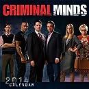 Criminal MindsTM 2014 Wall (calendar)