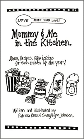 Mommy & Me in the Kitchen