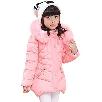 6eaf5e9d05442 子供服 女の子 キッズ ダウンコート YOKINO 防寒 秋冬 ジャケットアウター 通学 お出かけ 小花柄 女の子