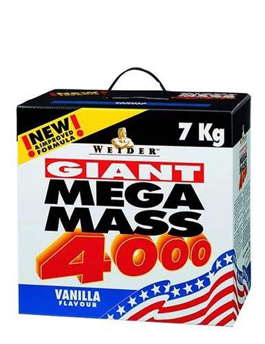 Weider Giant Mega Mass 4000 Giant Mega Mass 4000