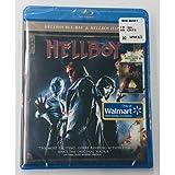 Hellboy [Blu-ray] + Hellboy 2: The Golden Army [DVD]