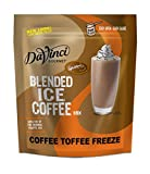 Caffe D Amore Crunch Coffee Toffee Frappe Freeze Blended Ice Coffee Mix, 2.75 Pound -- 5 per case.
