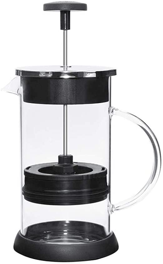 Hokaime Cafetera de 350 ml de presión Tetera Tetera Resistente al ...