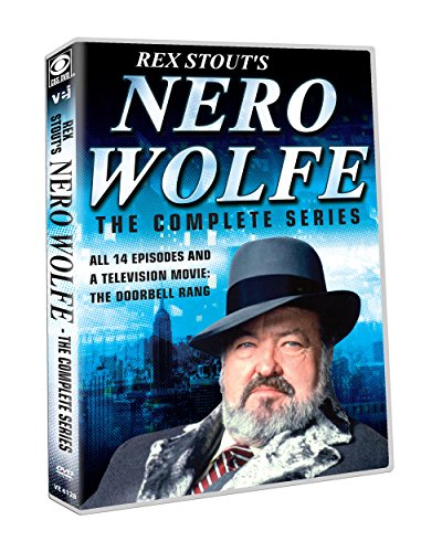 (Rex Stout's Nero Wolfe Complete Series // All 14 Episodes)
