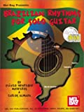 Brazilian Rhythms for Solo Guitar, Flavio Henrique Medeiros and Carlos Almada, 0786647000