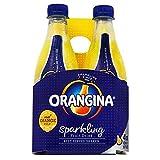 Orangina Sparkling Fruit Drink 4 x 420ml