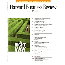 Harvard Business Review, September 2007