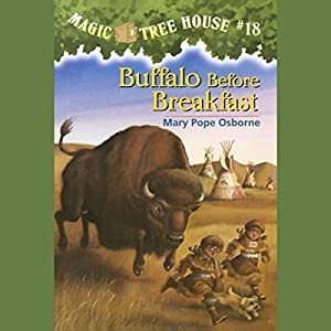 Magic Tree House, Book 18 Audiobook