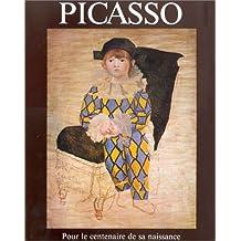 Picasso pour le centenaire de sa naissance
