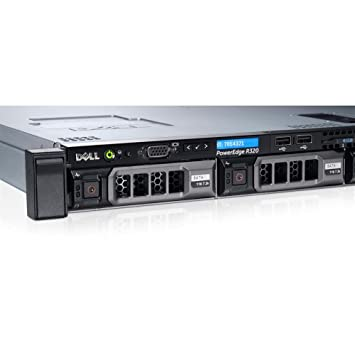 Dell PowerEdge R320 - Xeon E5-2407 2 2 GHz - 4 GB - 500 GB: Amazon