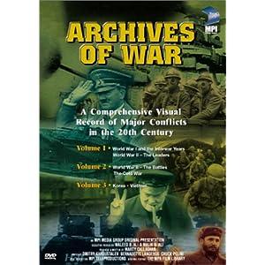 Archives of War, Vols. 1-3