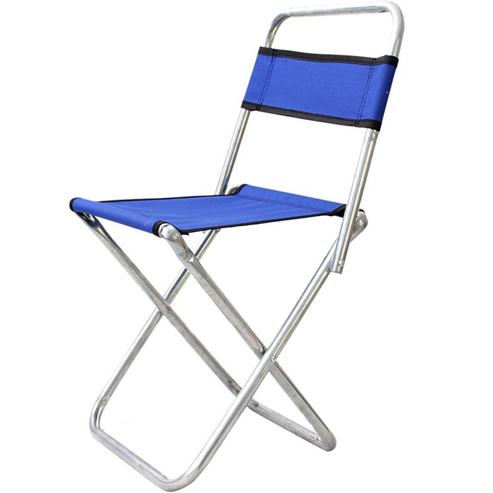 安価 GzH折りたたみ椅子アウトドアポータブル釣り椅子 ブルー B07DLB31LZ ブルー B07DLB31LZ, 西原村:e954ea25 --- cliente.opweb0005.servidorwebfacil.com