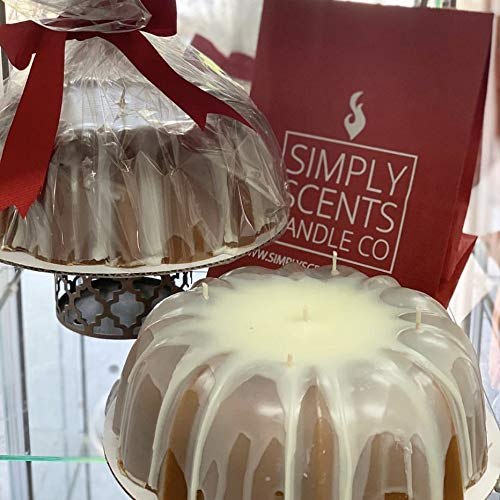 Sock it to me Scented Bundt Cake Candle]()