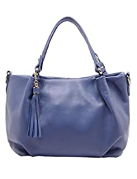 SAIERLONG New Womens Fashion Soft Leather Handbags Shoulder Bags