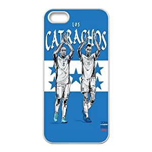 iPhone 4 4s Cell Phone Case White WorldCup Hounduras LV7081600