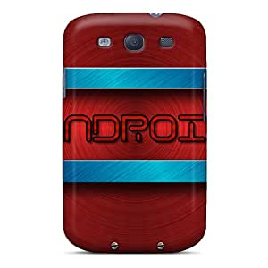 Case Cover Android Blue/ Fashionable Case For Galaxy S3