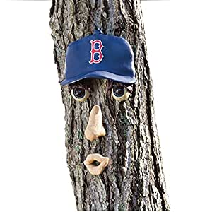 MLB Baseball Team Forest Face - Lets Your Tree Root For The Boston Red Sox