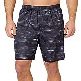 Speedo Men's Volley Swim Short (Black/Black, X-Large)
