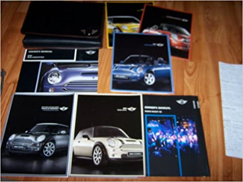 2006 mini cooper owners manual | ebay.