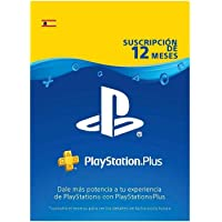 Sony PSN Plus - Tarjeta para 365